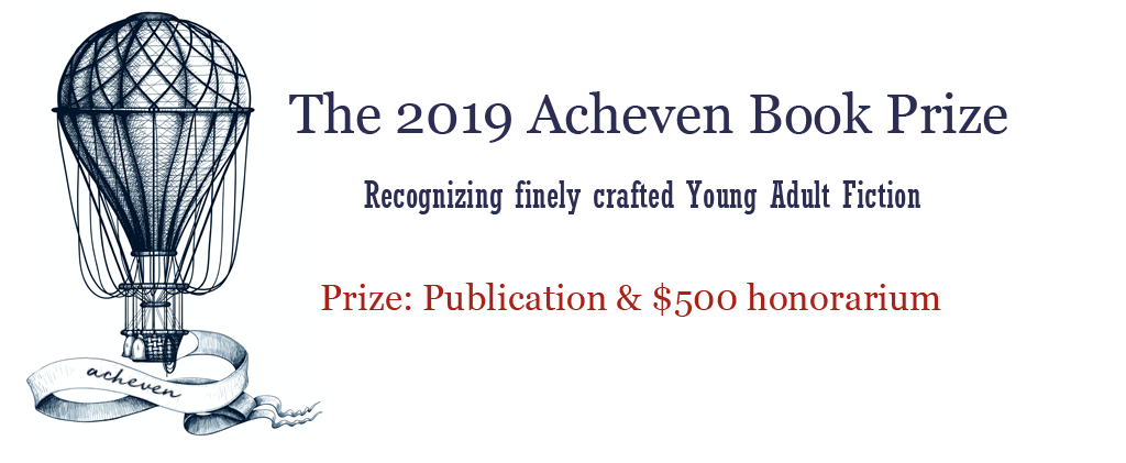 The Acheven Book Prize for Young Adult Fiction